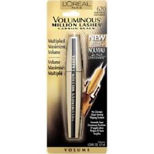 L'OREAL Voluminous Million Lashes Carbon Black Mascara -#620 Carbon Black NIP