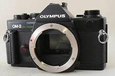 【EXC++++】Olympus OM-2 SP Spot Proglam Body w/ Grip From Japan #842