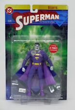 DC Direct Superman Line Bizarro Superman NIP 8+ 6 inch 1998 S197-6