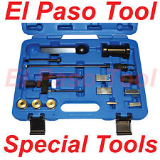 VW Audi FSI and TDI (Pumpe Duse) Injector Remover with Teflon Seal Tools