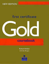Acceptable, First Certificate: Coursebook (Gold), Burgess, Sally, Acklam, Richar
