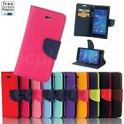 Flip Stand Magnetic Wallet Card Slot Leather Cover Case Pouch for Sony Xperia Z2