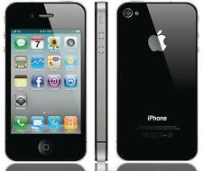 NEW APPLE IPHONE 4S - 16 GB - BLACK (UNLOCKED) IOS9 SMARTPHONE + FREE GIFTS