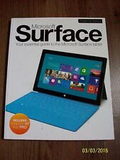 MICROSOFT SURFACE ESSENTIAL SERIES New Bookazine Your Essential Guide To Tablet