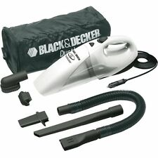 BLACK & DECKER Cyclonic System Car Cleaner Vacuum 12V Z-ACV1205 New Japan