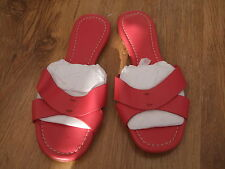 BODEN BLUSH LEATHER SLIDES SIZE 39==SIZE 6  BNWOB
