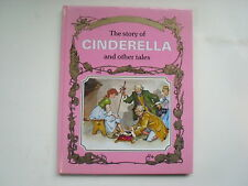 The Story of Cinderella and Other Tales, Gallery Books, 1990, 1st Edition