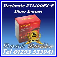Steelmate PTS400ex-F White 4 Front Eye Parking Sensors