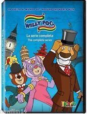 LA VUELTA AL MUNDO DE WILLY FOG DVD SERIE COMPLETA NUEVO ( SIN ABRIR ) 5 DISCOS