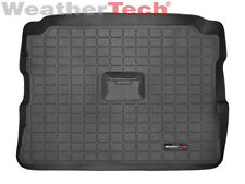 WeatherTech® Cargo Liner Trunk Mat - Geo Tracker 2-Door - 1989-1997 - Black