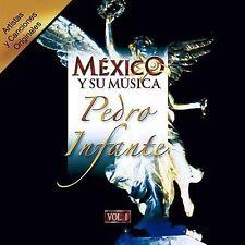 Pedro Infante-Mexico Y Su Musica Vol 1 CD NEW