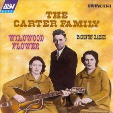 Wildwood Flower [ASV/Living Era] by The Carter Family (CD, Jul-2000, ASV/Living