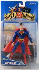"Hasbro DC 1999 Super Heroes Superman 6"" Figure"