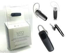 Original Plantronics M70 inalámbrico Bluetooth Headset Iphone 6s 6 6s Plus 6 Samsung