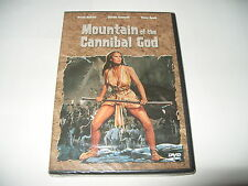 Mountain Of The Cannibal God uncut dvd 2001 new -Region 1