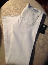 Rock&Republic Original Jeans Women Blakely W Yoke White 30 $204 Impossible Find