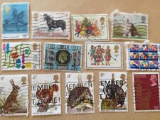 GB (Great Britain) - Stamps (check description and photos)