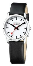 MONDAINE Swiss Railways Watch - Simply Elegant 36mm Polished (A400.30351.11SBB)