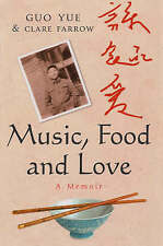 Music, Food and Love,GOOD Book