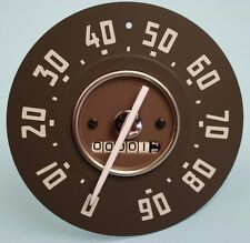 1950 1951 1952 1953 CHEVROLET TRUCK SPEEDOMETER  NEW 1/2 3/4 & 1 TON # 50-9260