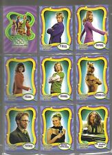 Scooby Doo 2 movie from inkworks 2004 72 card set