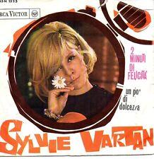 45 giri- Due minuti di felicità-Un pò di dolcezza (Sylvie Vartan)  SC2