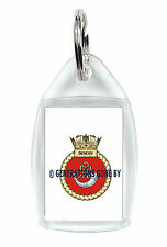HMS DUNCAN KEY RING (ACRYLIC)