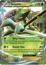 Pokemon TCG XY ANCIENT ORIGINS : SCEPTILE EX 7/98
