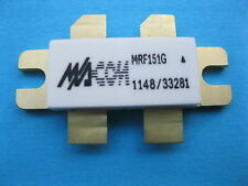2 pcs Transistor Motorola MRF151G Power Mosfet N-Channel