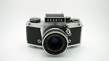 Exakta vx1000 35mm Pellicola SLR Camera // Carl Zeiss Tessar f/2.8 50mm