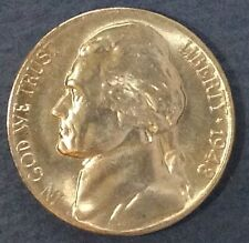 1948-S Jefferson Nickel BU