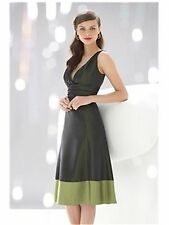 AMAZING NEW LADIES WATTERS WTOO 550 2TONE PRISM BRIDESMAIDS OCCASION DRESS SZ 10