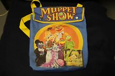 Vintage The Muppet Show 1977 Children's Backpack Thermos Division Antique Bag ++