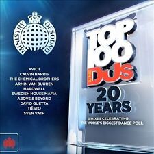 DJ Mag Top 100: 20 Years by Various Artists (CD, Oct-2013, 3 Discs, Ministry...