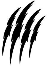 2x Monster Kralle Sticker Aufkleber Sponsor Motorrad Auto JDM OEM XXX Tuning 5