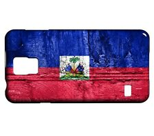 Coque Samsung Galaxy S5 Drapeau HAITI 07