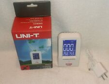 UNI-T UT338A Formaldehyde Detector Air Monitor Temperature Humidity Meter 17QZ