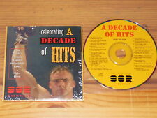 CELEBRATING A DECADE OF HITS - SOR NASHVILLE / US-CD MINT! (CARDSLEAVE)