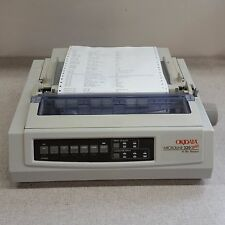 Okidata 320 Turbo Oki 320T Printer Parallel USB GE7000A Refurbished 30 Day Wty