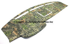 NEW SuperFlage Camo Camouflage Tailored Dash Mat Cover / 2009-14 FORD F150 TRUCK
