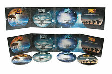 RUSH - ACROSS THE AIRWAVES 1974-1980 - 4 CD BOX SET