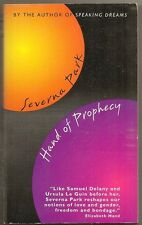 SEVERNA PARK Hand of Prophecy. 1st paperback. Feminist SF. Gender roles