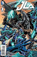 DC Comics JUSTICE LEAGUE of AMERICA #1 (2015) Batman Cover