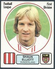 PANINI FOOTBALL 82 #247-SUNDERLAND-SEATTLE SOUNDERS-SHAUN ELLIOTT