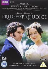 Pride and Prejudice (Special Edition) DVD NUOVO DRAMMATICO