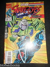 Marvel Comic; G I Joe Starring Snake Eyes & Transformers - 1993 - American Comic
