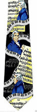 Classical Composer Mens Neck Tie Music Necktie Piano Sheet Musician Gift New