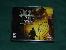 Alone in the Dark- The New Nightmare (PC, 2001) Complete