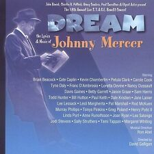 Dream: The Lyrics and Music of Johnny Mercer by Johnny Mercer (CD, Jun-2003,...