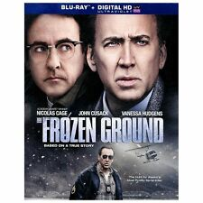BLU-RAY Frozen Ground (Blu-Ray+Ultra Violet) NEW Nicolas Cage